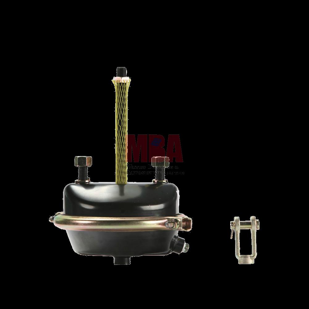 Service brake chamber  : T20 (LONG STROKE/SEALED/WELDED)
