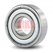 BALL BEARING : 6204-2RS
