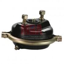 Disc spring brake chamber  : T24